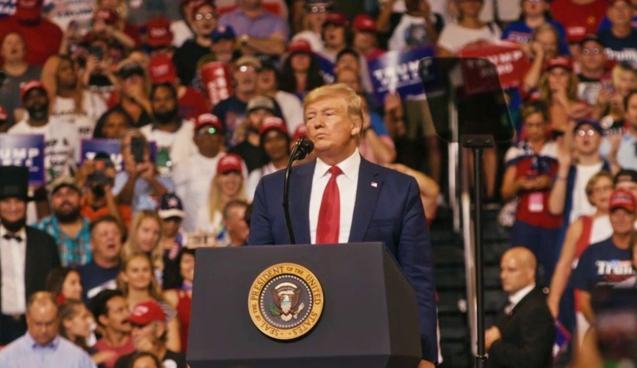 """""""Es el presidente más peligroso en la historia de los Estados Unidos"""", 'Mr. Trump, disculpe las molestias', un especial de Jordi Évole muy pronto, en exclusiva, en ATRESplayer PREMIUM"""