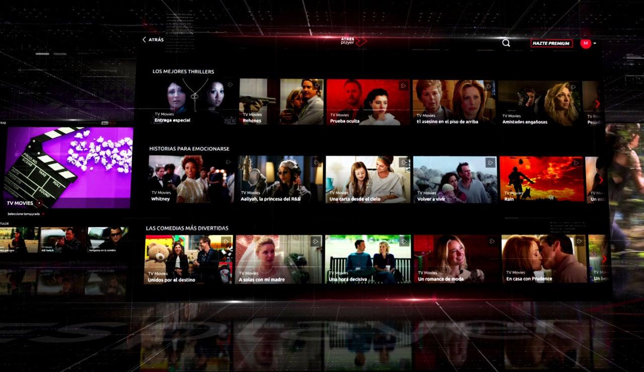 Las mejores TV movies están en ATRESplayer PREMIUM
