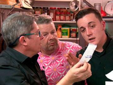 'Pesadilla en la cocina': A la parrilla