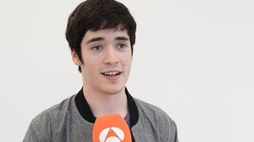 Marcos Ruiz revela cómo se preparó el equipo antes de comenzar el rodaje de 'El Nudo'