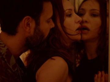 Cristina y Sergio, pura pasión