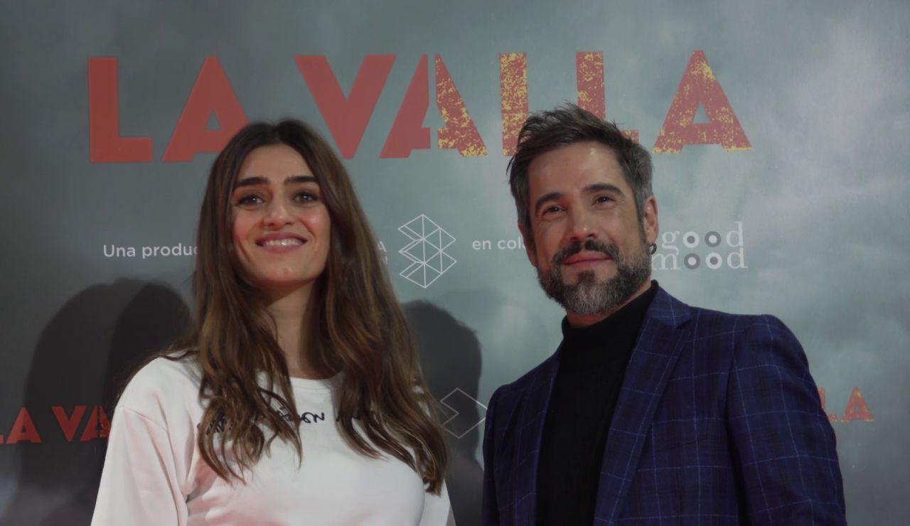"""Olivia Molina y Unax Ugalde: """"La Valla plantea un nuevo mundo"""""""