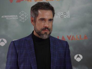 """Unax Ugalde sobre 'La Valla': """"Es una serie realista dentro de un mundo extraordinario"""""""