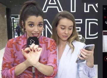 Carol Rovira y Paula Usero, protagonistas de '#Luimelia', explican cómo suscribirte en ATRESplayer PREMIUM y ver todo el contenido en exclusivo