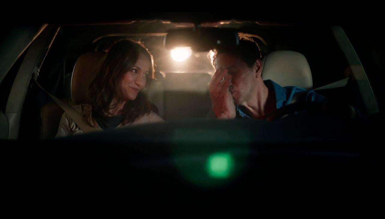 """Cristina, a Daniel: """"Creo que habría subido contigo siempre a este coche"""""""