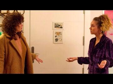 Luisita y Amelia ya no se miran como antes