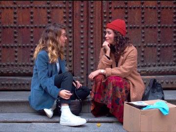 Luisita y Amelia reflexionan sobre el amor