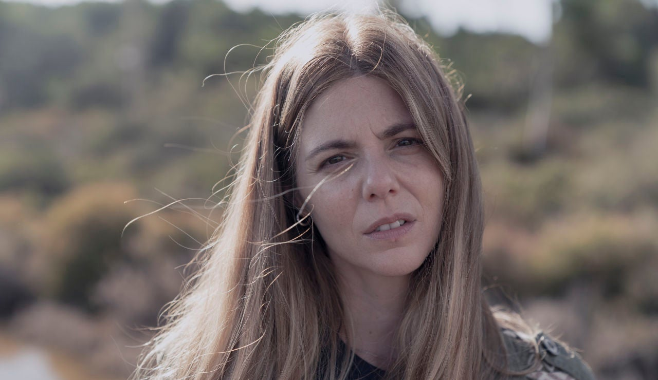 Cata, interpretada por Manuela Velasco