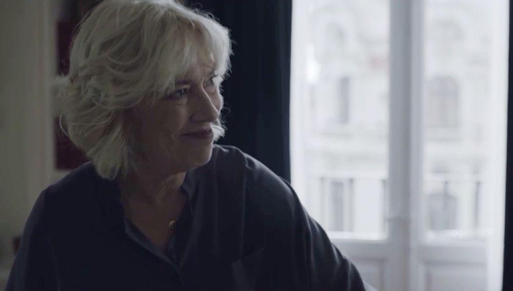 Teresa, interpretada por Susi Sánchez
