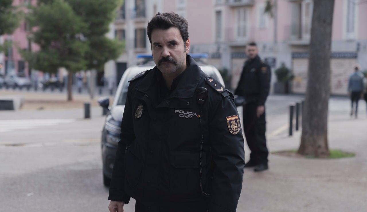 Iván, interpretado por Miquel Fernández