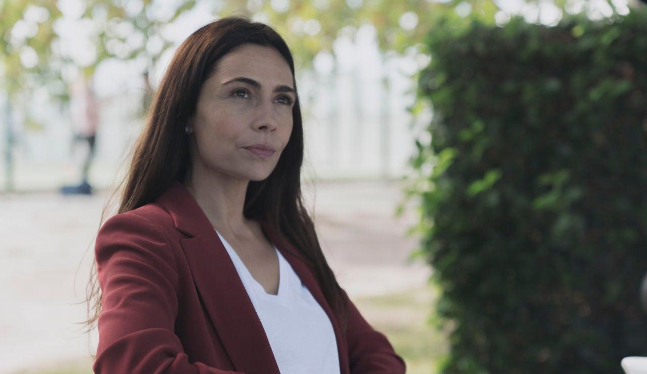 Daniela, interpretada por Itziar Atienza
