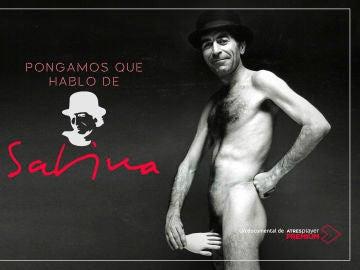ATRESplayer PREMIUM estrenará el documental original 'Pongamos que hablo de Sabina' el próximo 24 de mayo