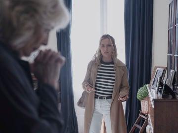 Laura busca nuevas pruebas contra Xavier, este domingo en el cuarto capítulo de 'Mentiras'