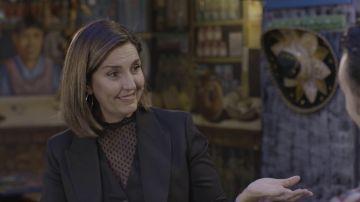 Cristina Zubillaga en 'Pongamos que hablo de Sabina'