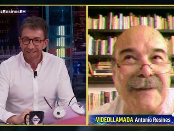La emoción de Antonio Resines ante el estreno de 'Benidorm', el 7 de junio en ATRESplayer PREMIUM