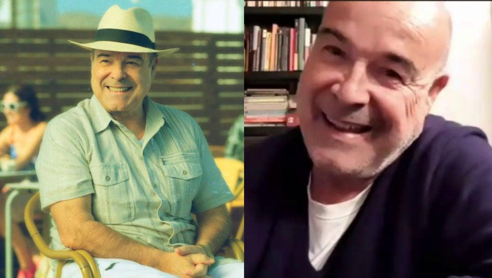 """Antonio Resines: """"En 'Benidorm' soy un malo tarado, me gusta interpretar personajes que meten miedo"""""""