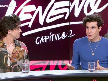 """Javier Calvo: """"La gente se queda llorando tras el final del segundo capítulo"""""""