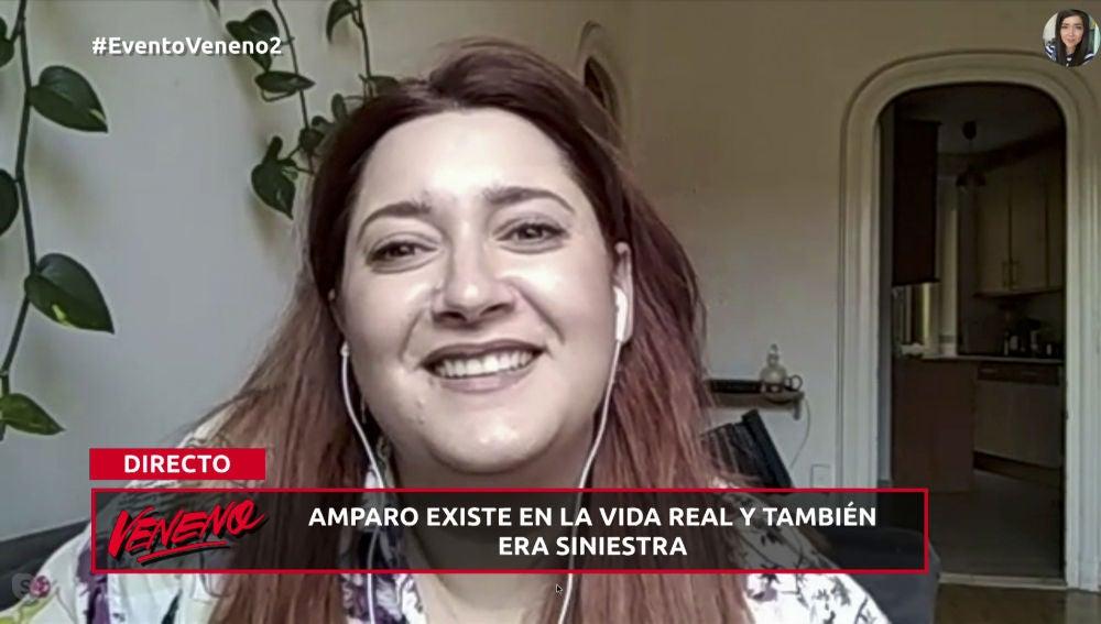 "Mariona Terés: ""Amparo es la amiga 'mariliendres'de Valeria"""