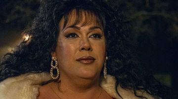 Desiree Rodríguez es Paca la Piraña de joven