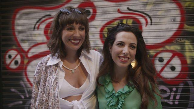 """""""Hemos bebido mucho vino"""", Silma López y Alicia Rubio nos cuentan todos los secretos del capítulo cuatro de #Luimelia"""