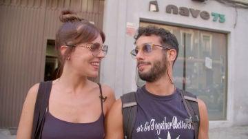 """Lucía Martín Abello y Jonás Berami: """"Que nos permitan arriesgar de esta manera es brutal"""""""