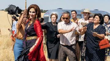 Ana Milán será Sara Montiel en el capítulo 5 de 'Veneno'