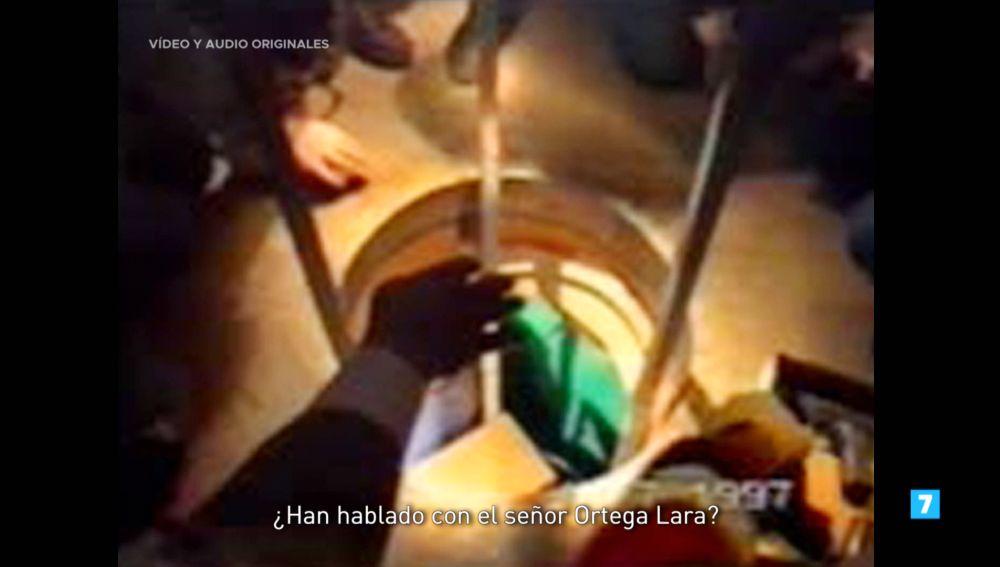 El rescate de Ortega Lara, 'El instante decisivo' que lo cambia todo: