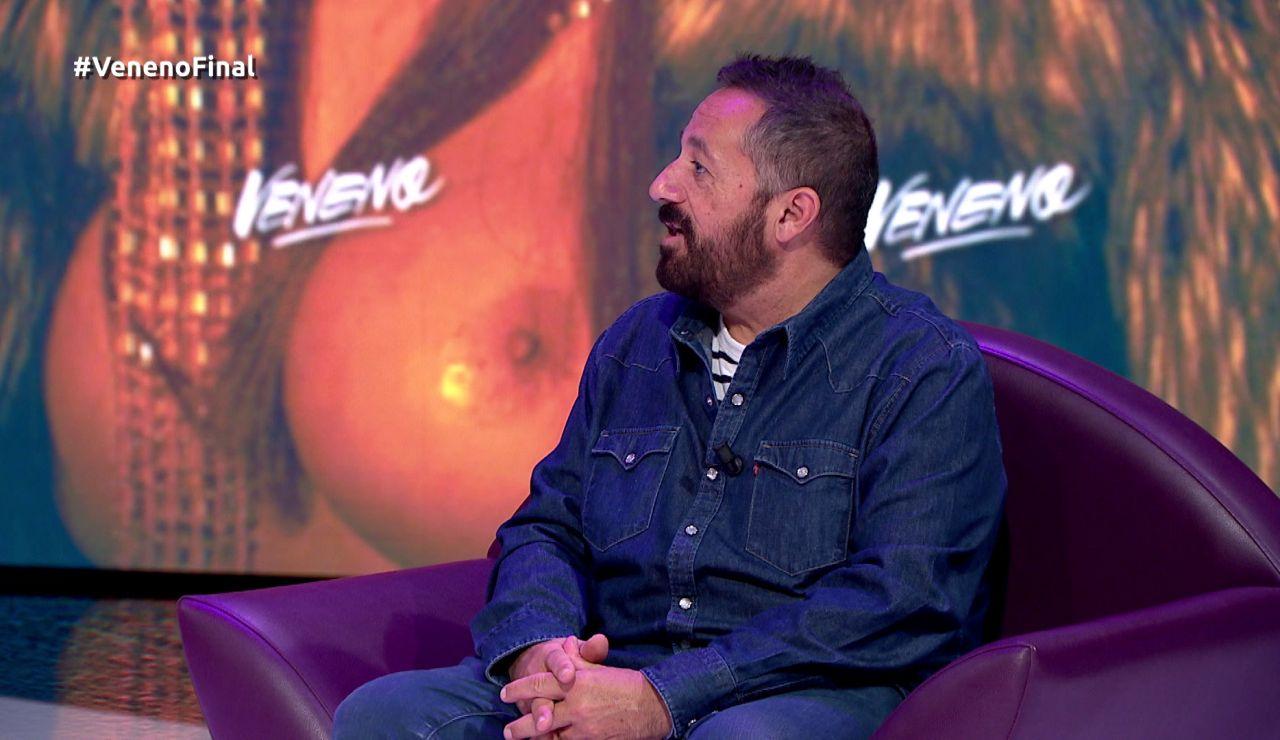 """Pepón Nieto: """"Interpretar al hermano de La Veneno ha sido un viaje muy bonito"""""""