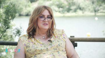 """Carmen García de Merlo: """"Estuve a punto de quitarme de en medio, era o ser yo o dejar de ser"""""""