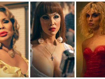 Las protagonistas de 'Veneno', serie original de ATRESplayer PREMIUM, ganadoras del Premio Ondas