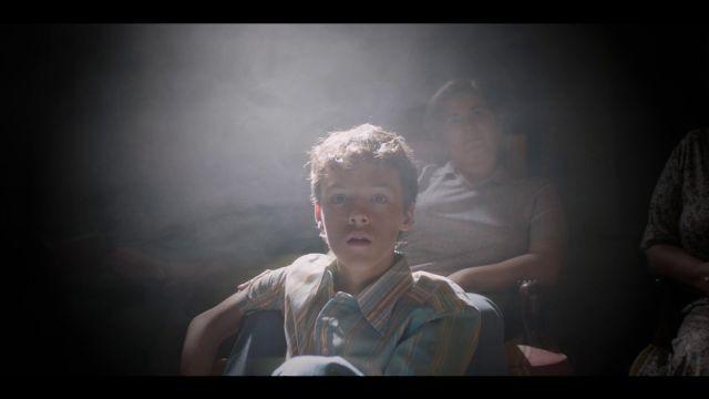 Secuencia inédita de 'Veneno': Joselito juega a adivinar prendas masculinas