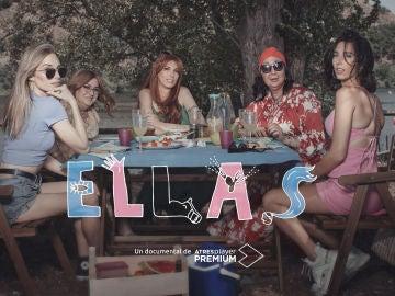 Los carteles de 'Ellas'