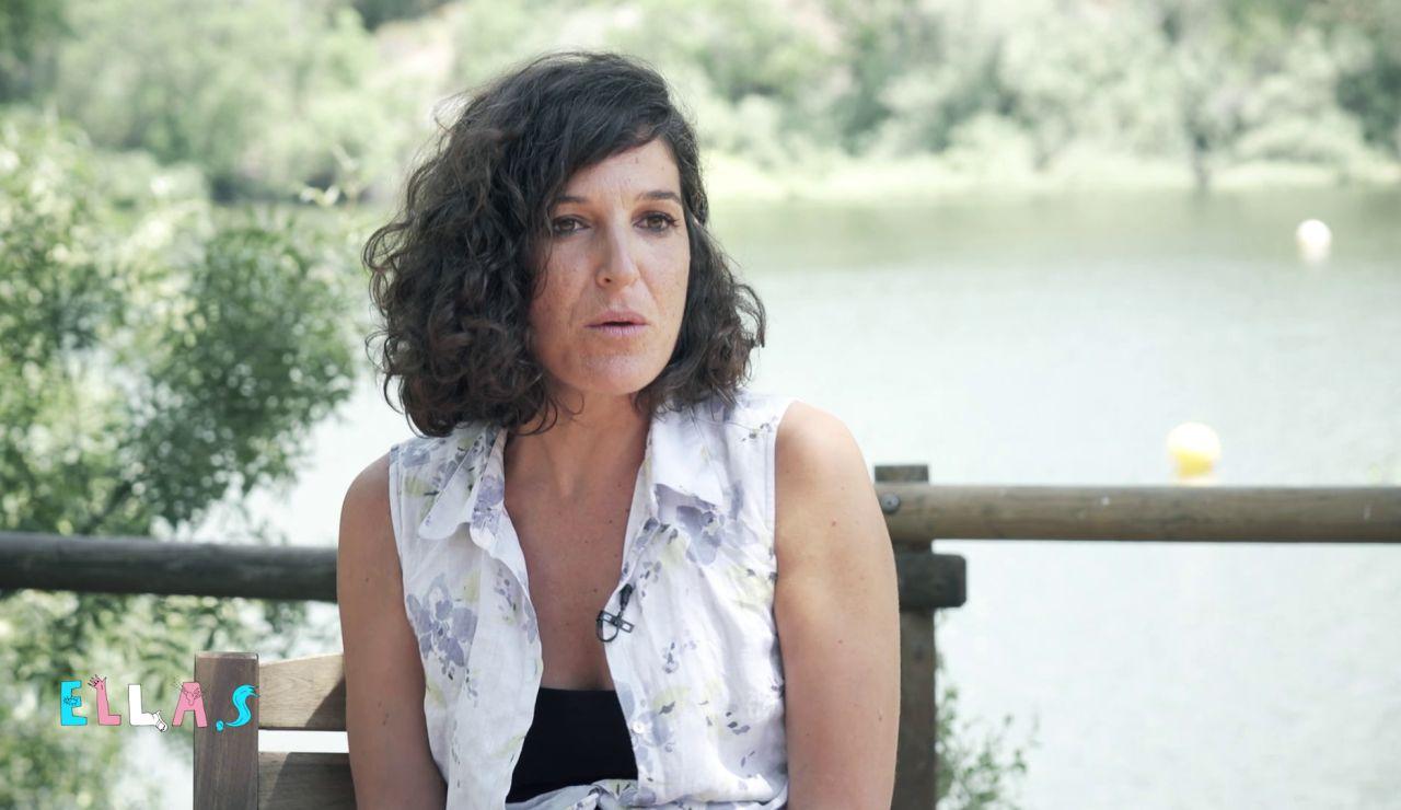 """Pilar Monsell: """"El documental de 'Ellas' es portador de una sensibilidad nueva"""""""