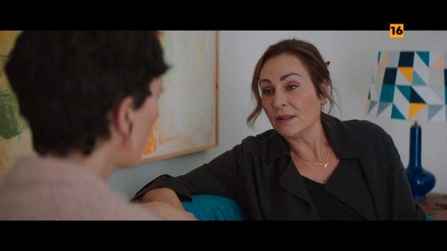 """Ana Milán se desahoga con Rebeca: """"A quién le cuente que vengo a contarle mis penas a un muerto"""""""