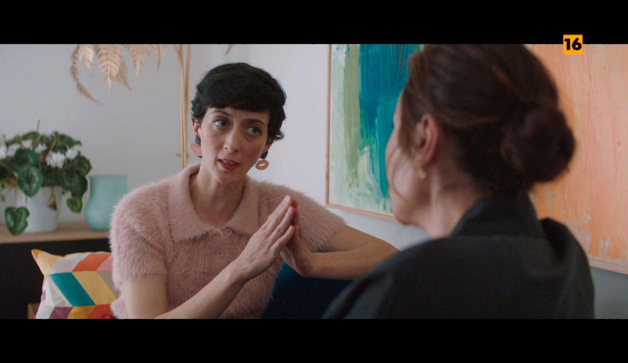 """Rebeca se preocupa por el estado de Ana Milán: """"Dime que no te estás medicando"""""""