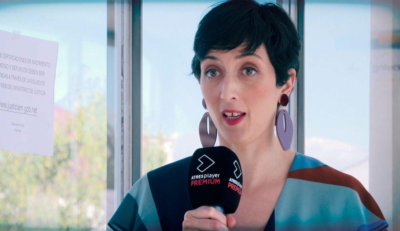 """Pilar Bergés: """"Con Ana Milán nos entendimos desde el primer momento"""""""