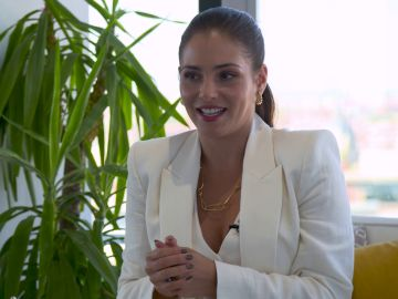 """Andrea Duro: """"Gracias al personaje de Yoli soy actriz"""""""