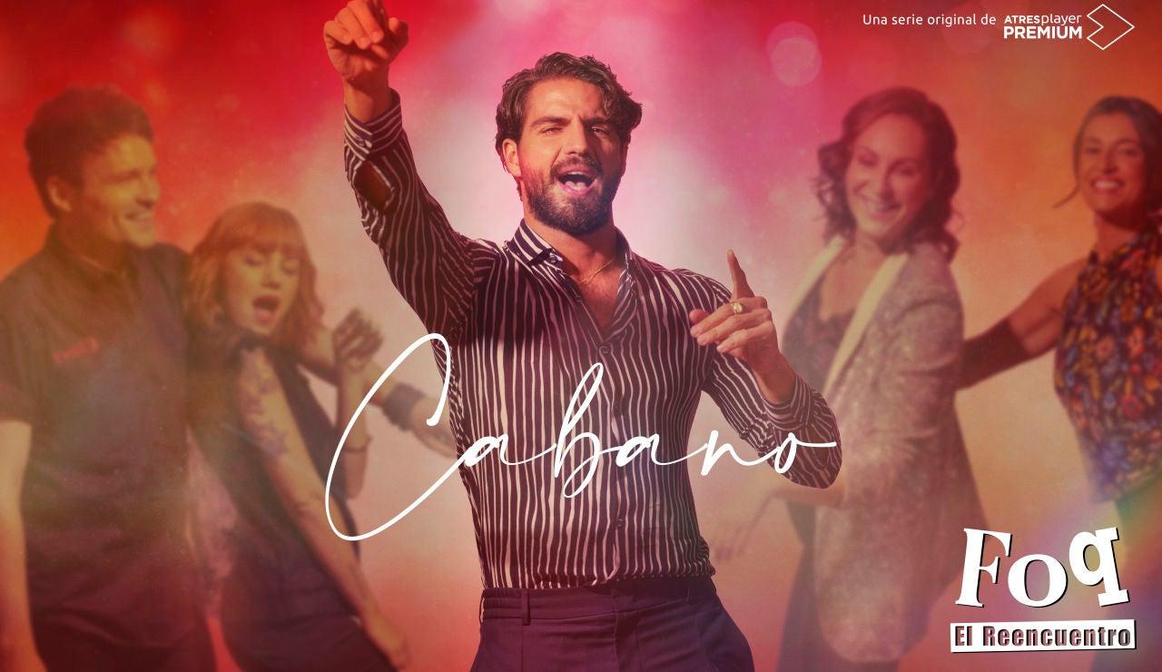 Maxi Iglesias es Cabano en 'FOQ: el reencuentro'