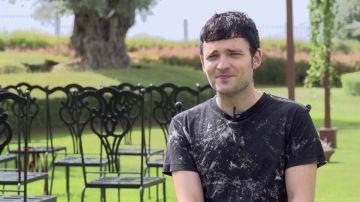 """Adam Jezierski:  """"Ni soy moreno, ni llevo un escorpión como Gorka"""""""
