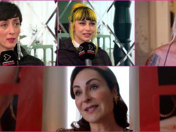¿Qué opinan las actrices de 'By Ana Milán' sobre el aplaudido discurso de Ana Milán sobre ser una mujer 10?