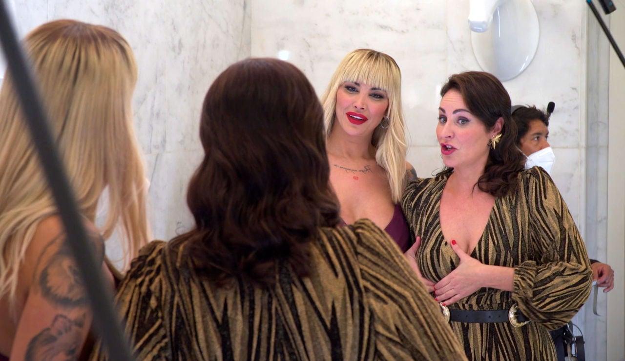 Diversión, emoción y la incógnita de los baños de chicas: el making of del quinto capítulo de 'By Ana Milán'