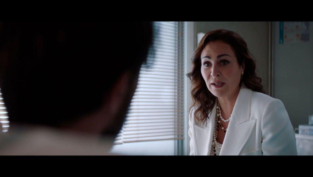 """Ana, a Mario: """"Esto lo cuentas en un guion y no hay un Dios quién se lo crea"""""""