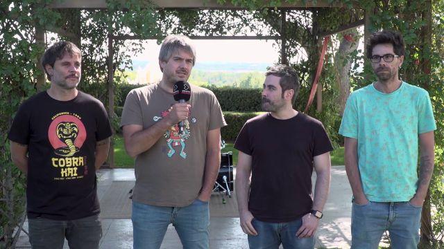"""Despistados: """"Hemos conseguido una canción que es un himno generacional"""""""