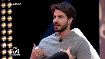 El domingo en 'Let's FOQ' en ATRESplayer PREMIUM: Maxi Iglesias desvela los secretos de la secuencia más comentada de 'FOQ: el reencuentro'