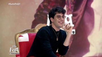 """La ironía de Javier Calvo: """"No me perdía el reencuentro, ni muerto"""""""