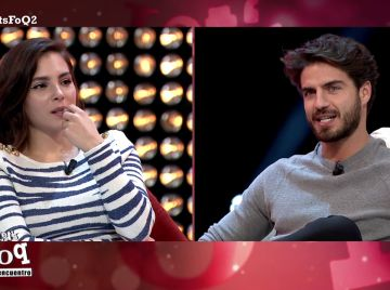 ¿Cómo se grabó el beso entre Cabano y Yoli? Andrea Duro y Maxi Iglesias nos dan los detalles
