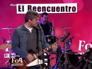 La espectacular versión de la canción de 'Física o Química' con Angy Fernández y Despistados
