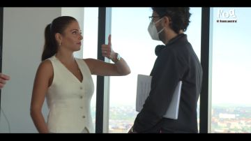 Making of Andrea Duro en 'FOQ: el reencuentro'