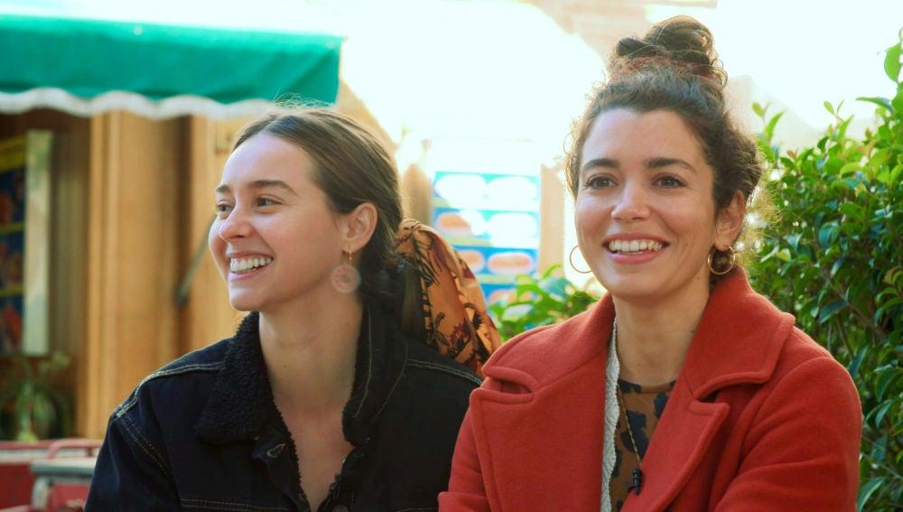 """Paula Usero y Carol Rovira: """"La tercera es una temporada más madura, eléctrica y reflexiva"""""""