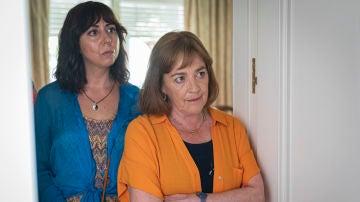 Lucía y Pepa, ¿ante algo que no les gusta?